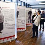 Eröffnung Ausstellung am 17. Juli 2017 im Rathaus Erlenseesee