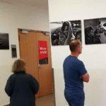 Ausstellung des italienischen Fotografs Marcello CarrozzoÜberleben Weiterleben im DGB-Haus in Frankfurt