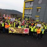 2019-02-05 Streik bei Amazon Bad Hersfeld