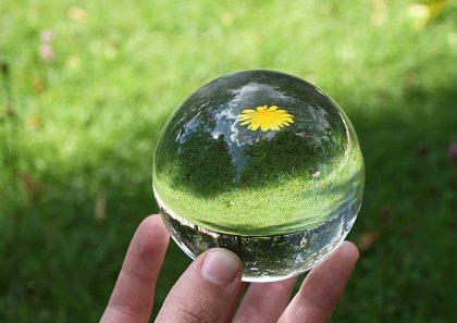 Das Glaskugelspiel