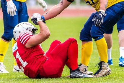 American Football bei den Rhein-Main Rockets