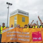 2019-07-15 Streik bei Amazon Bad Hersfeld am Prime Day