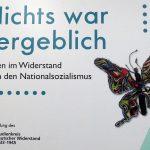 Ausstellung im Gewerkschaftshaus Frankfurt