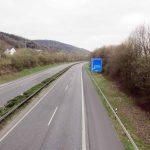 A66 11 Uhr 20 bei Gelnhausen