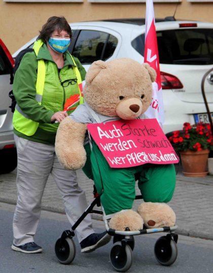 Die Stars aus dem Odenwald fordern ihre Gage - Warnstreik am 20. Oktober in Erbach/Odenwald