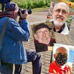 """Werbefoto für Online-Workshop """"Portrait"""""""