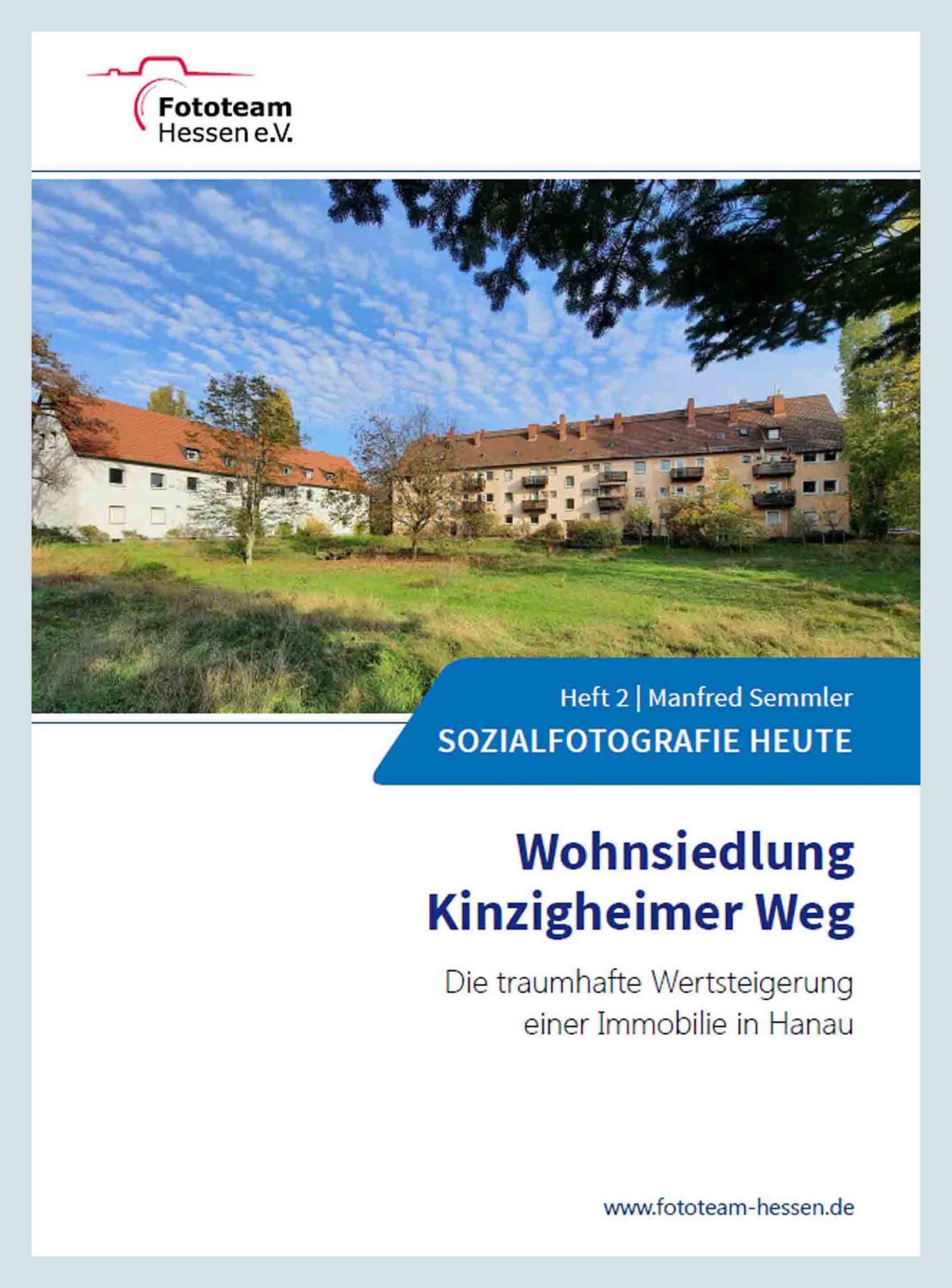 Sozialfotografie heute Titelblatt Heft 2