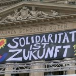 1. Mai 2021 - Maifeier des DGB in Frankfurt