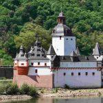 Burg Kaub im Rhein