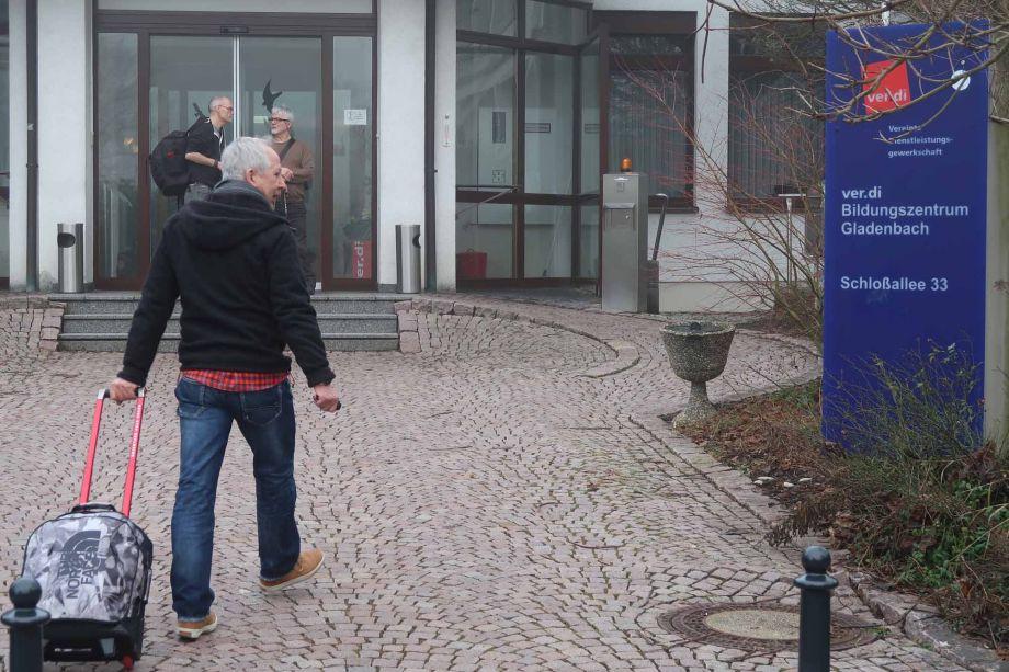 """Übung zur Fotoreportage: """"Ein Tag im BZ Gladenbach"""""""