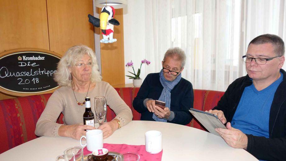 Übung Fotoreportage AG 4 - Lies'chen wird begraben
